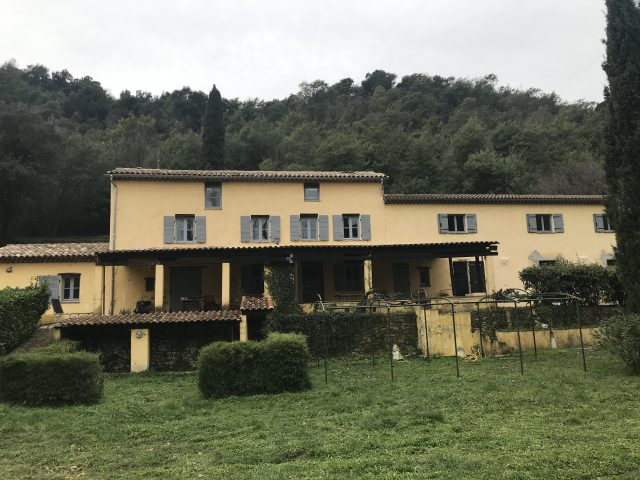 Renovating an 18th century property in the mountains on the Alpes-Maritimes border