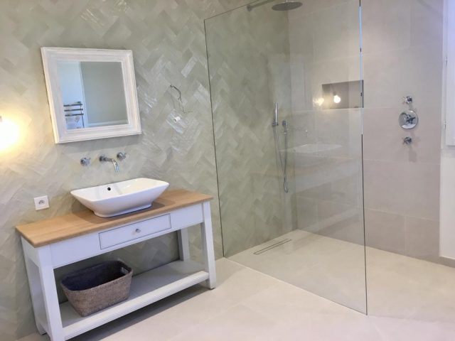 From one bathroom to five – our latest project in the Alpes-Maritimes