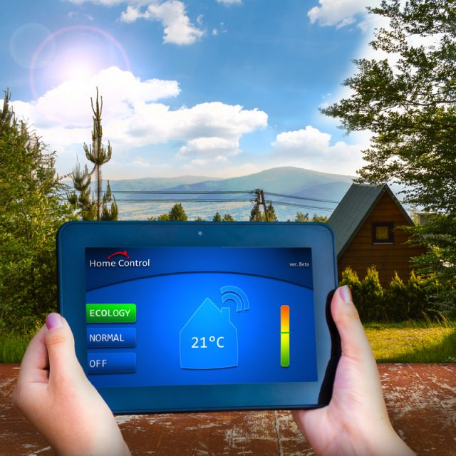 Energy efficient heating and air conditioning systems that keep you in control